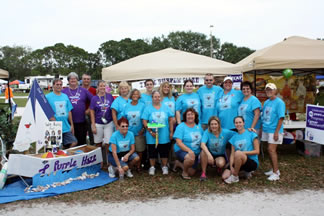 Purple Haze Team - Relay for Life